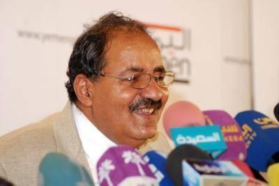 الجندي يعتبر توجيهات الرئيس بشأن مؤتمر عدن تدخلاً &#34مرفوضاً&#34 في شؤون الأحزاب اليمنية