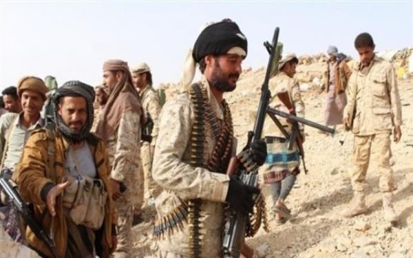صد محاولة تسلل للمليشيا في جبل الازهور برازح صعدة ومقتل 14 حوثياً في &#34بني معين&#34