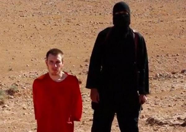 واشنطن فاوضت 'داعش' سرا لاطلاق سراح رهينة أميركي