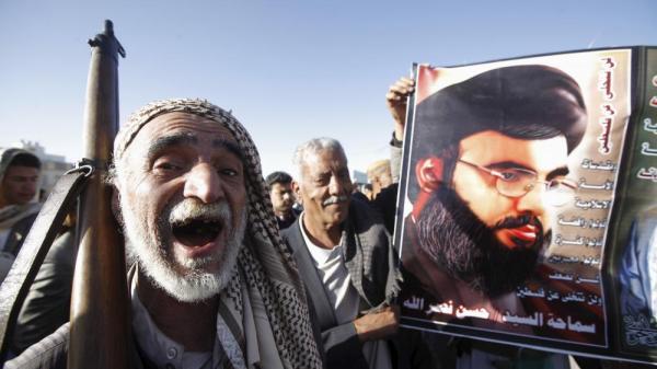 مجلة بريطانية: أوقفوا حزب الله &#34الحوثي&#34 في اليمن