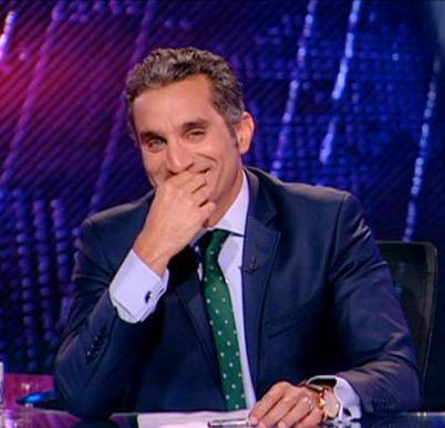 تغريم باسم يوسف 50 مليون جنية بسبب &#34البرنامج&#34