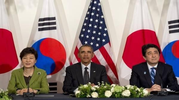 واشنطن نقطة وصل بين سيئول وطوكيو لمعلومات استخباراتية حول نووي كوريا الشمالية