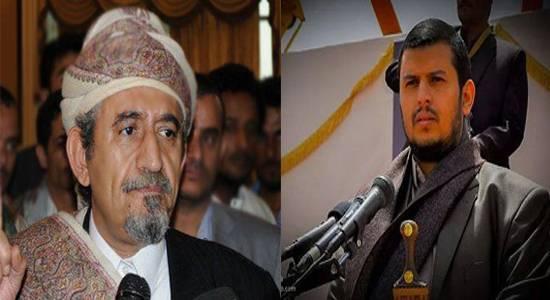 زعيم جماعة أنصار الله في اليمن يُحكِّم الشيخ صادق الأحمر..(تفاصيل)