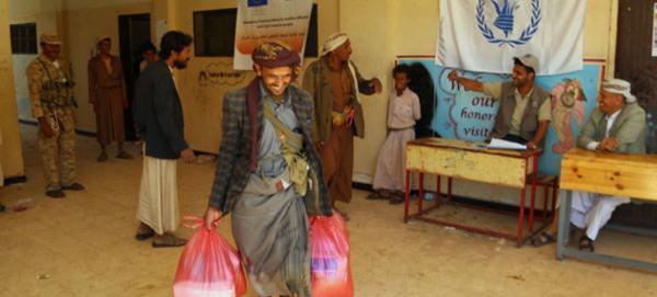برنامج الغذاء العالمي: الحوثيون يسرقون المساعدات من أفواه الجياع ولدينا أدلة على نهب شحنات الإغاثة