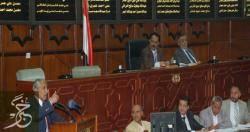 جلسة أمنية غامضة للبرلمان بحضور وزير الداخلية