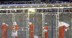أهالي المعتقلين في غونتانامو يتظاهرون غدا أمام منزل الرئيس
