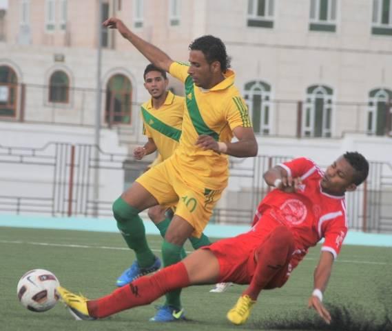 التعادلات تسيطر على نتائج الجولة الخامسة بالدوري اليمني