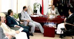 توجيهات محلية بإنشاء مجلس استثماري بمحافظة صنعاء