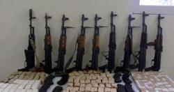اكثر من خمسة الآف حملة ضبطت فيها اسلحة وذخائر وتجار ..