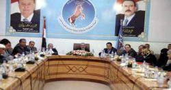 شكل لجنة للقاء رئيس الجمهورية ورعاة المبادرة لمعرفة معطياتهم...