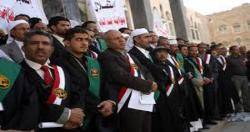 هددوا بالاضراب الشامل واغلاق المحاكم...