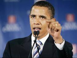 أوباما يؤكد تواصله هاتفياً مع الرئيس الإيراني حسن روحاني