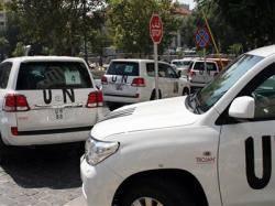 فريق التحقيق في مزاعم استخدام الكيماوي يغادر دمشق واخر يصل بيروت