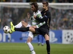 """غاب ميسي ففقد برشلونة """"عقله المفكر"""" وحقق فوزا عسيرا على محاربي سيلتيك !"""