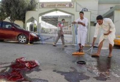 مقتل ثمانية مصلين سنة في انفجار عند مسجد بشمال العراق