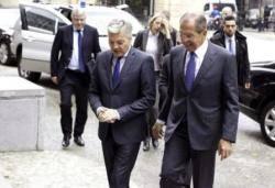 لافروف : هناك &#34بصيص أمل&#34 في حل الأزمة السورية