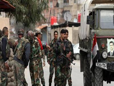 الجيش السوري يستعيد أجزاءً من قاعدة استراتيجية قرب حلب