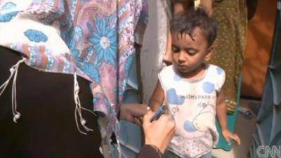 باكستان مصدر شلل الأطفال في الشرق الأوسط