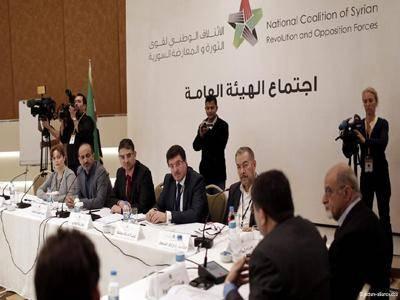 المعارضة السورية توافق على المشاركة في مؤتمر جنيف 2