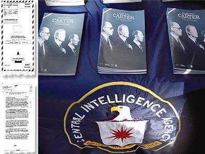 """الاستخبارات الأمريكية تُفرِج عن وثائق تتعلق بـ""""كامب ديفيد"""""""