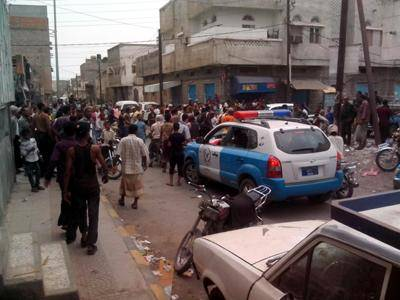 الحديدة.. القبض على زعيم عصابة أقدم على تفجير قنبلة وسط سوق شعبي