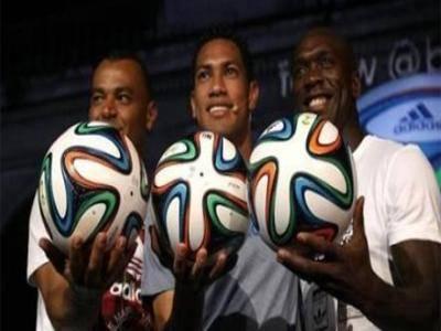 برازوكا هو اسم الكرة الرسمية لمونديال البرازيل 2014
