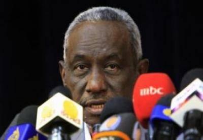 اعلان استقالة النائب الاول للرئيس السوداني