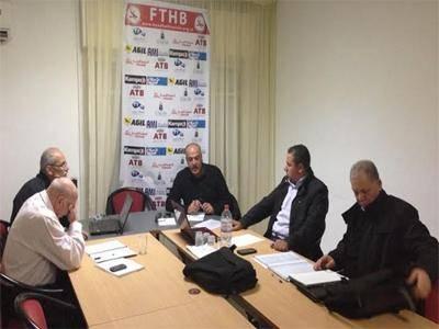 انطلاق الاجتماعات التحضيرية لتعديل لوائح الاتحاد العربى لكرة اليد