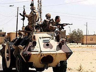 الجيش المصري يعلن اعتقال &#34تكفيرياً خطيراً&#34 في سيناء