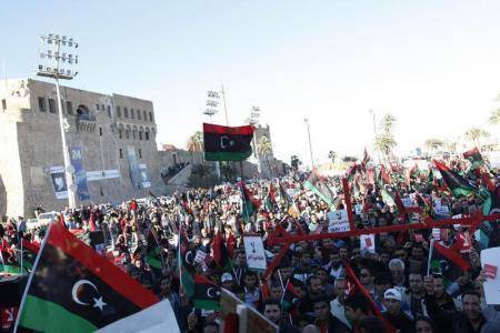 البرلمان الليبي يدعو للانتخابات في اسرع وقت