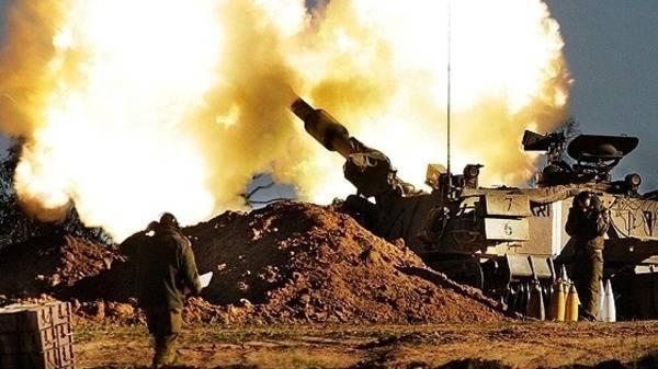 قصف إسرائيلي على مواقع عسكرية سورية في الجولان