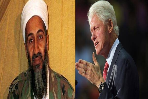 رئيس أمريكي سابق يُشكِّك بزعامة &#34بن لادن&#34 ويسخر من كَلْبَة &#34بوش&#34