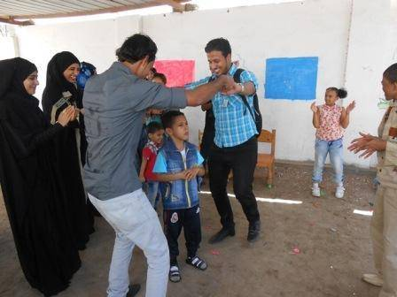 يوم حر لأطفال التوحد في عدن بمناسبة يومهم العالمي