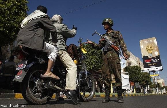 الداخلية تعلن القبض على راكبي دراجة نارية أطلقا النار على سيارة قائد عسكري بالعاصمة
