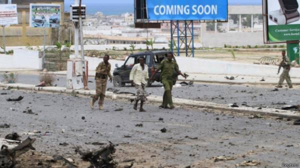 15 قتيلا على الاقل في هجوم على مبنى البرلمان الصومالي