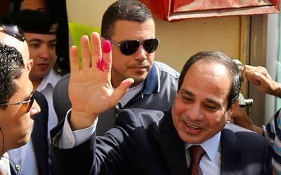 المصريون يواصلون انتخابات الرئاسة