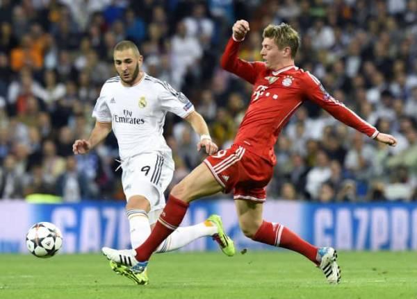 ريـال مدريد يواجه انتقام «البايرن» في إياب دوري الأبطال