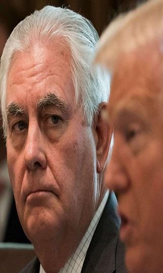 خلافات حول ملف إيران وقطر وكوريا الشمالية تعجل بإقالة تيلرسون