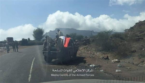 قصف هستيري حوثي على مناطق آهلة بالسكان بالضالع