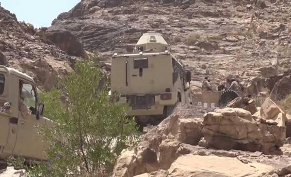 صعدة.. القوات الحكومية تحرر مواقع جديدة بمديرية الصفراء
