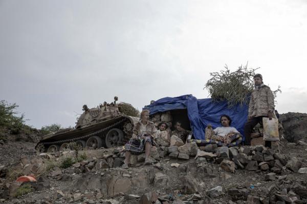 هدوء حذر يعم جبهات الضالع بعد كسر هجوم حوثي