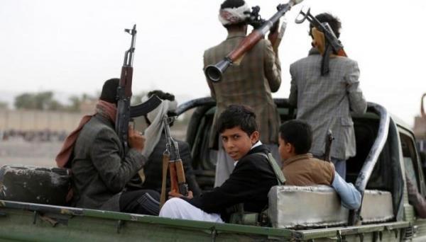 مليشيا الحوثي تقتحم قرية في يريم إب وتختطف 7 من أبنائها