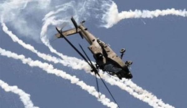 الجيش اليمني يسقط طائرة &#34أباتشي&#34 سعودية في ميدي