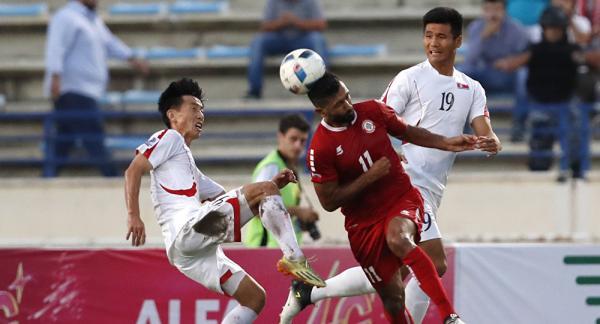 لبنان يودع كأس آسيا بقاعدة اللعب النظيف رغم الفوز 4-1 على كوريا الشمالية