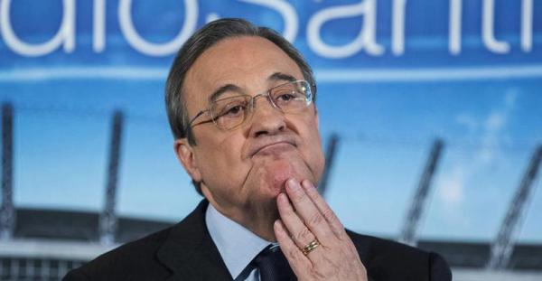 بيريز يفتح خزائن ريال مدريد من أجل &#34السيناريو المجنون&#34