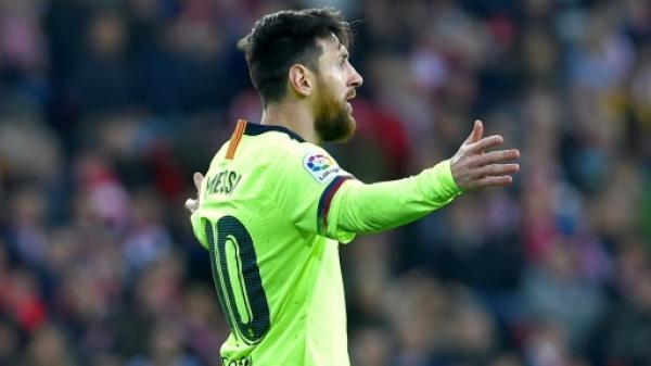 رئيس النادي: علاقة ميسي مع برشلونة &#34إلى الأبد&#34