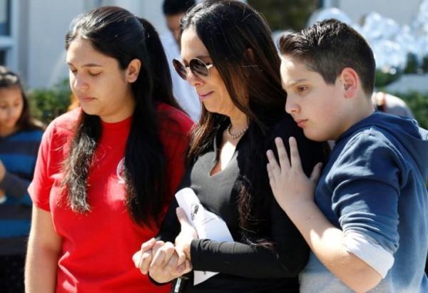 الحزن والغضب يخيمان على فلوريدا مع الاستعداد لدفن ضحايا مذبحة مدرسة ثانوية