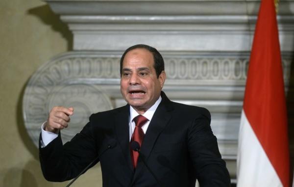 السيسي: عملية سيناء مستمرة حتى تحقيق اهدافها