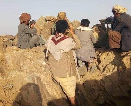 حجة: أبناء حجور يصدون هجوماً عنيفاً لمليشيا الحوثي ويلحقون بها خسائر كبيرة