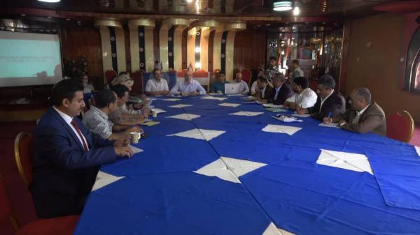 اللجنة المشتركة تنهي لقاءات الجولة الرابعة بتوافق حول المرحلة الأولى لإعادة الانتشار بالحديدة